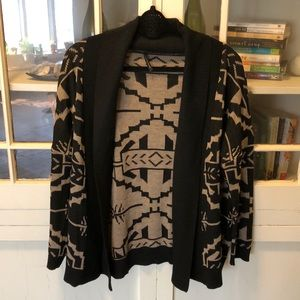 Sweaters - Aztec Sweater